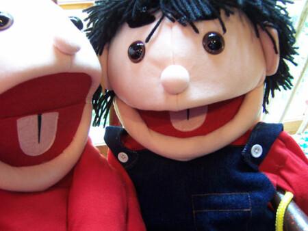 Children-Puppets